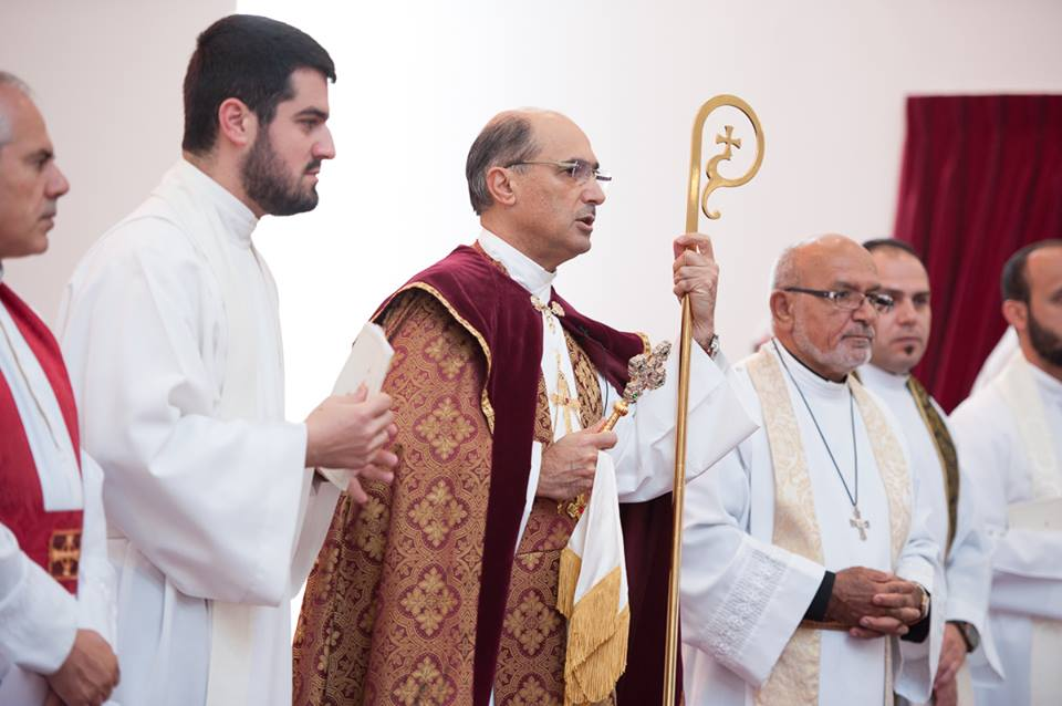 Grand Opening and Consecration of St Abdisho's Church in