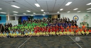 Sydney's Children on their Second Annual VBS