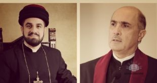 Message of Congratulations from His Eminence Mar Meelis Zaia   to His Grace Mar Awraham Youkhanis