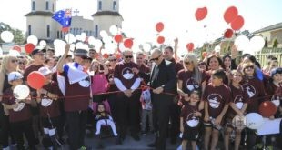 Assyrian youth trace steps of Christ
