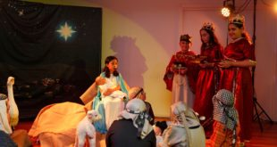 Sydney Children Commemorate the Nativity