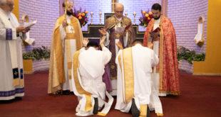 Metropolitan Mar Meelis Zaia Ordains Priests for Sydney Parishes