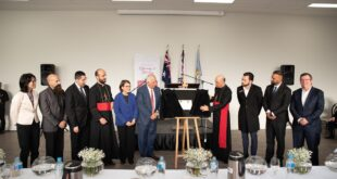 GRAND OPENING AND BLESSING OF ST ABDISHO'S ASSYRIAN CENTRE