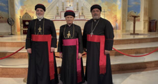 BISHOPS OF THE DIOCESES OF THE UNITED STATES MEET AHEAD OF NATIONAL YOUTH CONFERENCE